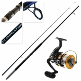 Daiwa Sweepfire 5000 2B Eliminator 1202 Surfcasting Combo 12ft 8-15kg 2pc