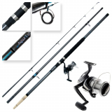 Shimano Beastmaster 10000 and Aquatip Surfcasting Combo 14ft 6-12kg 3pc