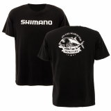 Shimano Monster GT T-Shirt Black
