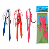 Ocean Angler Slider Rig Replacement Twin Hooks Pack