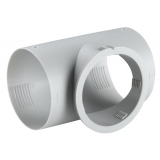 Truma Ducting Connector with Air Outlet Housing 65mm