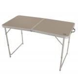 Kiwi Camping Large Bi-Fold Camp Table 1200 x 700 x 600mm