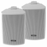 Fusion 2-Way Marine Box Speakers 4in 100W Pair