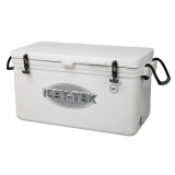Icey-Tek Long Chilly Bin Cooler White