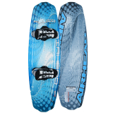 Airhead Fluid Wakeboard with US9-12 Venom Boots 134cm