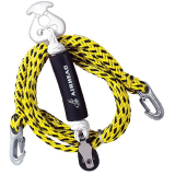 Airhead Self-Centering Tow Harness 12ft for 2 Riders