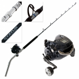 Shimano Forcemaster 9000A Status Bent Butt Electric Game Combo 5ft 6in 24-37kg 2pc