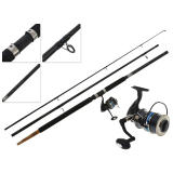 Jarvis Walker Generation 800 and Generation 1403 Surfcasting Combo with Line 14ft 6-12kg 3pc