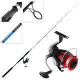 Shimano Sienna 4000 FG Vortex Inshore Micro Jig Combo 6ft 6in 6-10kg 1pc