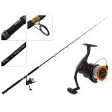 Okuma Fina Pro 55 and Sensor Tip Plus Spinning Combo with Line 6ft 6in 10kg 1pc