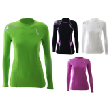 Aropec Compression Womens Long Sleeve Sports Top
