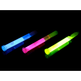 ManTackle Deep Sea Glow Stick with Clip 4in