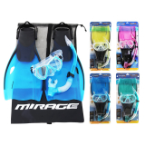 Mirage Nomad Adult Snorkeling Set