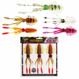 Chasebaits Ultimate Squid Soft Baits 15cm