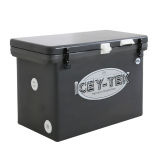 Icey-Tek Cube Chilly Bin Cooler Grey
