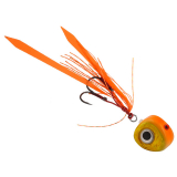 Ocean Angler Kabura Slider Rig 140g Orange/Gold