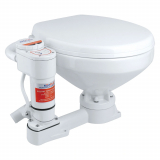 Seaflo Electric Conversion Marine Toilet Regular 12V