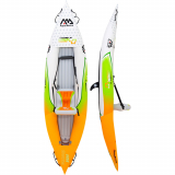 Aqua Marina Betta HM K0 Single Person Inflatable Kayak 10ft 3in