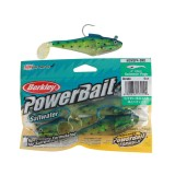 Berkley Powerbait 4'' Pogy Rigged Dorado