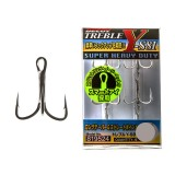 Decoy Y-S81 Super Heavy Duty Treble Hooks