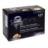 Bradley Smoker Oak Flavoured Bisquettes 120 Pack