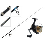 Shimano AX FB 4000 and Aquatip Softbaiting Combo 7ft 3in 6-8kg 2pc
