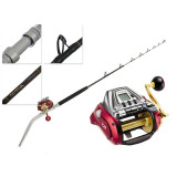Daiwa Seaborg and Procyon Bent Butt Electric Game Combo 5'6'' PE6-10