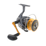 Daiwa Legalis 3000H and Saltist Bluewater 66BJS Slow Jig Combo with X4 Braid 6ft 5in 20-100g 1pc