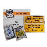 Salty Dog New Zealand Pilchards Regular Size
