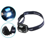 SuperBright Rechargeable Smart Sensor LED Headlamp 300LM