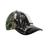 Ridgeline Buffalo Camo Slash Cap