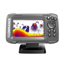 Lowrance HOOK2 4x Fishfinder/GPS Tracker with Bullet Transducer