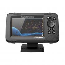 Lowrance HOOK Reveal 5x Fishfinder/GPS Tracker with SplitShot Transducer