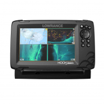 Lowrance HOOK Reveal 7 GPS/Fishfinder NZ/AU with 50/200 HDI Transducer
