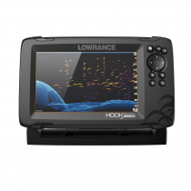 Lowrance HOOK Reveal 7 GPS/Fishfinder NZ/AU with TripleShot Transducer