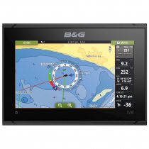 B&G Vulcan 9 Multifunction Sailing Chartplotter with C-MAP