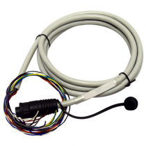 Furuno 001-196-980-10 NMEA 0183 Cable Assembly for GP330B 10m