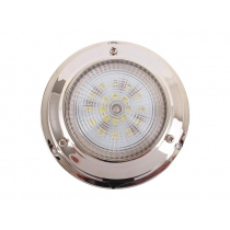 Stainless 4in LED Dome Light 1.7w 21lm