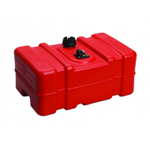 Scepter Outboard Fuel Tank with Gauge 34L