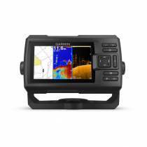 Garmin STRIKER Plus 5cv CHIRP ClearVu Fishfinder with GPS and GT20-TM Transducer