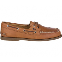 Sperry Mens Authentic Original 2-Eye Boat Shoes Sahara Leather