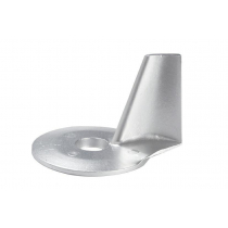 Tecnoseal Zinc Skeg for Mercury Trim Tab F25-F50