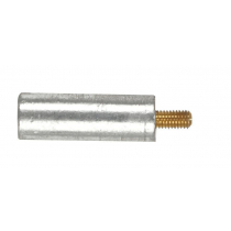 Tecnoseal Zinc Pencil Anode for Bukh Engine 12mm x 35mm