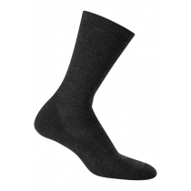 Icebreaker Mens Hike Medium Crew Socks Jet Heather