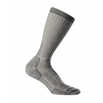 Icebreaker Mens Mountaineer Expedition Mid Calf Socks Natural Monsoon Heather