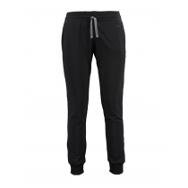Icebreaker Womens Merino Crush Pants Black/Charcoal