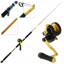 Catch Pro Series Acid Wrap Jig Xtreme and JG5000 Combo 5ft 4in 150-250g