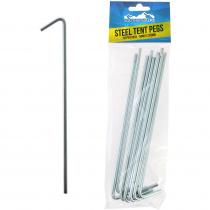 Southern Alps Steel Tent Pegs Qty 10