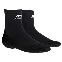 Aropec Supratex Neoprene Dive Socks 3mm Black