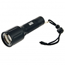Hard Korr Lighting Rechargeable Waterproof LED Torch 520LM 10W